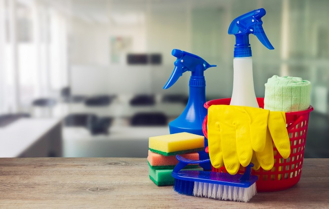 Professional cleaning services in Manchester
