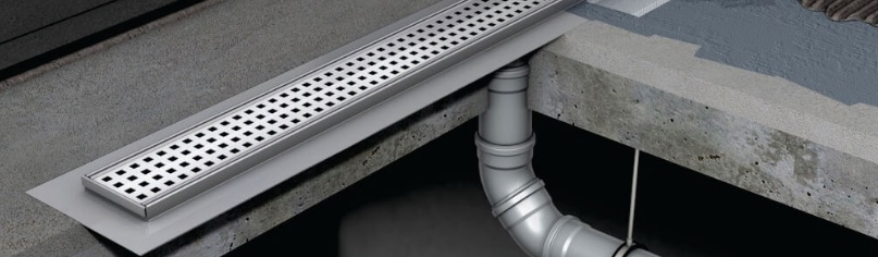 discover the shower drains of the future